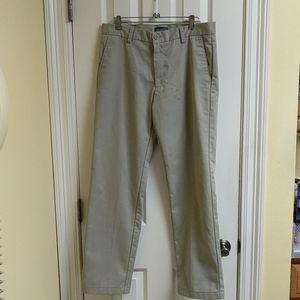 Izod Men's Khaki Pants